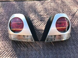 Lexus Is300 Sportcross Tail Lights Rare Altezza Gita Factory Covers