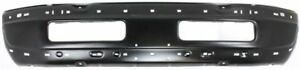 Front Bumper For 94 2001 Dodge Ram 1500 94 2002 Ram 2500 Painted Black Steel
