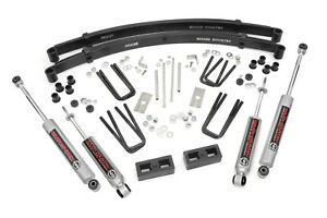 Rough Country 3in Suspension Lift Kit For Toyota 1979 1983 Pickup 4wd 700n3