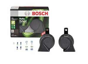 Bosch Rally Hybrid Electronic Horn Dress Up Bh rh From Japan