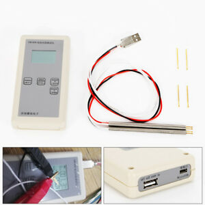 Battery Internal Resistance Voltage Tester Test Meter F Lithium Cadmium Battery