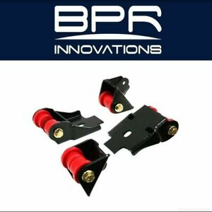 Pro Comp Suspension Fits Dodge Ram 2500 3500 Traction Bar Mounting Kit 72098b