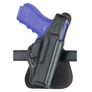 Safariland 518 283 61 Black Plain Rh Paddle Holster For Glock 19 23