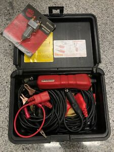 Power Probe Iii Pp319ftcred Circuit Tester With Case accessories A x