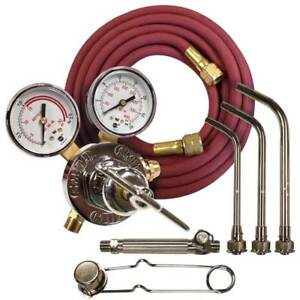 Smith miller Ne835a Handi heet Acetylene Air Heating Outfit