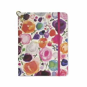 Kate Spade Medium Academic Daily Planner 2018 2019 With Daily Weekly Monthly