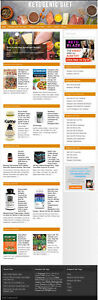 Turnkey Ketogenic Diet Website And Amazon Store