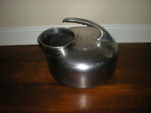 The surge Milker Can Babson Bros Cow goat Dairy Stainless Steel Vintage