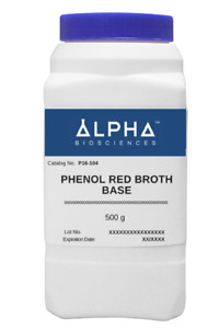 Phenol Red Broth Base p16 104