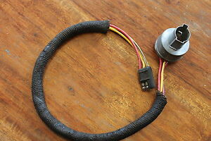 1966 1967 Lincoln Continental Convertible Top Control Switch By Gas Cap Nos