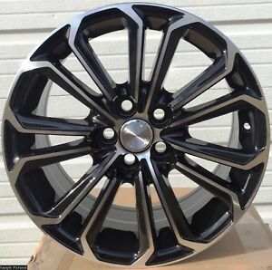 4 New 16 Wheels Rims For 2008 2009 2010 2011 2012 Toyota Corolla S Sport A166