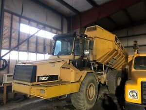 Moxy Mt30 Articulated Off Road Dump Truck 30 Ton Capacity