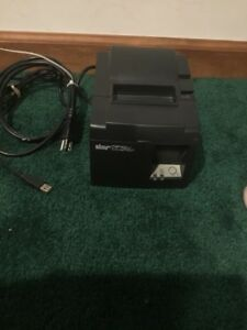 Star Tsp 100 Point Of Sale Thermal Printer