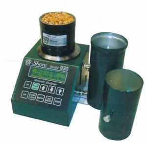 Shore 930 Moisture Grain Tester Only Ss930 1