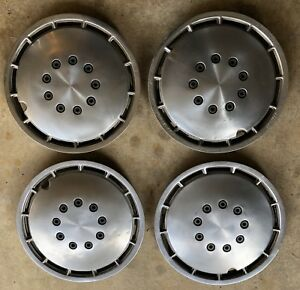 Set Of Four 14 Wheel Covers