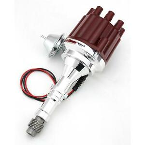 Pertronix D151701 Flame thrower Distributor Buick V8 215 350 Red