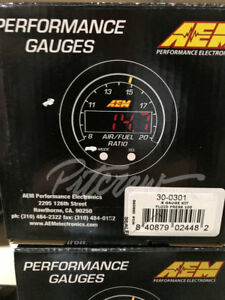 Aem X Series Pressure 0 100psi Gauge Kit 30 0301
