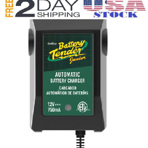 Deltran Battery Tender Junior 12v 0 75a Battery Charger Maintainer Lawn Mover