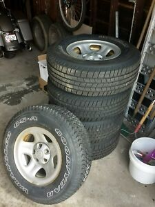 225 75 16 Tires With Jeep Rims