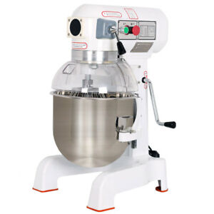 Commercial Kitchen Gear Driver 30 Qt Planetary Food Mixer