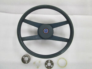 70 81 Vintage Oem Chevy Camaro Chevelle Ss S 3 Laguna 4 Spoke Steering Wheel