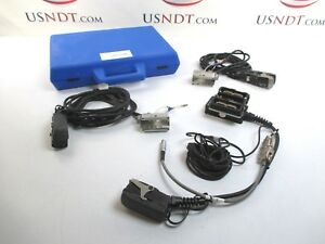 Olympus Omniscan Mx2 32 128 Phased Array Ultrasonic Flaw Detector Ndt Weld Probe