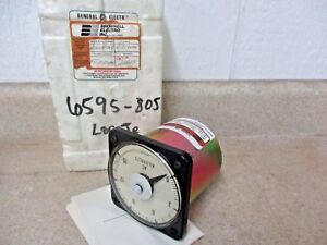 Ge brownell 26629 Electro Ac Kilovolts Meter modified 103021pzwz 17831j