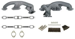 68 69 Road Runner Gtx Satelli Exhaust Manifold Set 383 440 High Performance Yr1