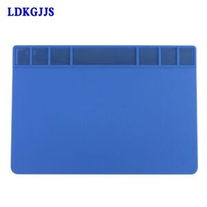 Large Size Heat resistant Insulation Silicone Pad Magnetic Repair Desk Mats M