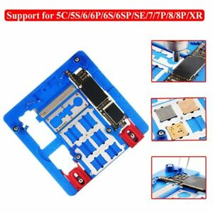 Motherboard Pcb Holder Jig Fixture Work Station For Iphone Xr 8 7 6 5s Logic
