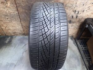 1 295 40 21 111y Continental Extreme Contact Dws 06 Tire 6 6 5 32 No Repairs