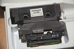 Heidenhain Scanning Unit Head