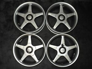 Set Of Oz Racing Monte Carlo 17 X 8 Wheels For Mb 500e E500 124 Chas