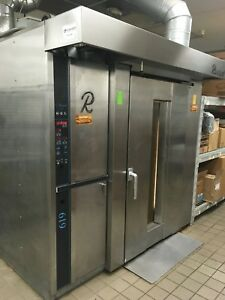 Nice Refurbished Revent 619 G Double Rack Oven W Racks
