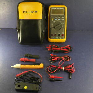 Fluke Md88 Matco Tools Automotive Meter Very Good Rpm Probe Screen Protector