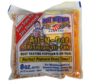 Popcorn Packs Blend Top Quality Flavored With Butter Seasoned With Salt 24 Packs