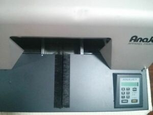 Anajet Fp 125 Dtg T shirt Printer Needs New Ink Print Head Parts Or Repair