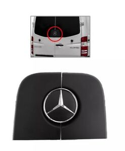 Base Kit W Star Door Badge Emblem Mercedes Dodge Sprinter Back Door 2006 017