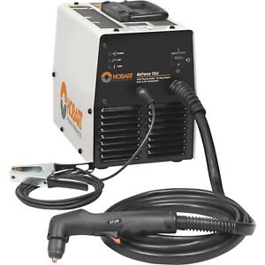 Hobart Airforce 12ci Plasma Cutter With Built in Air Compressor 115v 12 Amp