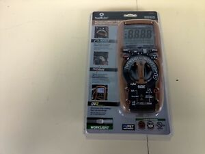 Southwire 14070t Technicianpro True Rms Cat Iv Digital Multimeter New