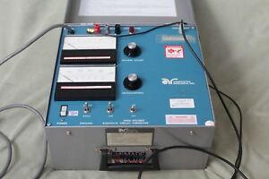 Associated Research Hypot Jr 4030a Ac Used Working Tested Fully Functional