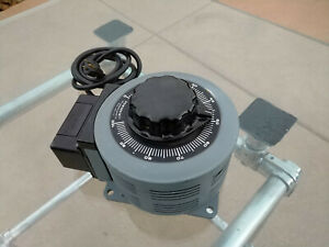 Powerstat Variac 3pn136b 0 140 20amps Variable Auto Transformer