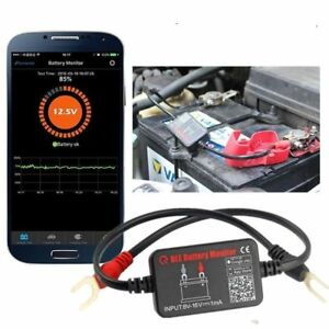 Car 12v Battery Tester Analyzer Bm2 Bluetooth 4 0 Digital Real Time Monitoring