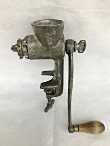 Vintage L F C New Britain Conn Universal No 1 Meat Grinder Food Chopper