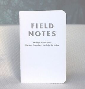 Field Notes Northerly Edition winter 2011 Notebook