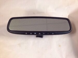 Gentex Rearview Mirror W Auto Dimming And Homelink Obi2hl4