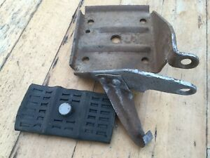 1968 1969 Camaro Mono Leaf Spring Rear Shock Mount Anchor Plate 3923570