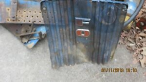 2000 4000 Ford Tractor Front Grille