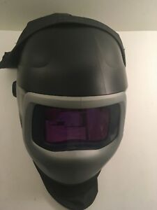 3m Speedglas 9100 Welding Helmet 9100xx Auto darkening Filter No Side Windows