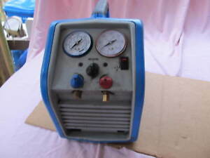 Atp Promax Rg6000 Refrigerant Recovery Machine Hvac Ac Pre owned Powers Up